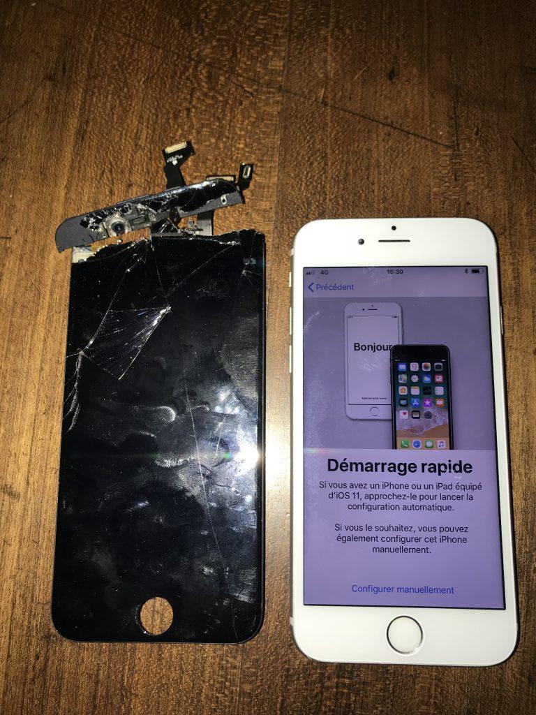 Mediacare réparation iPhone Essonne Yvelines