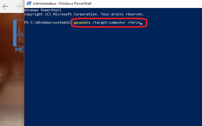 Mediacare désactiver mises à jour Windows update Windows 10 Pro Magny-les-Hameaux