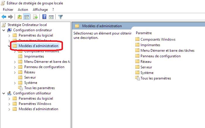 Mediacare désactiver mises à jour Windows 10 Pro Les Ulis